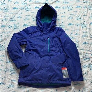 The North Face Womens Thermoball Snow Triclimate